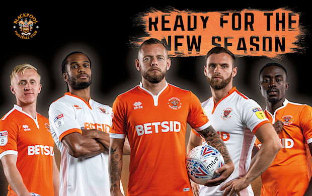 Blackpool Announces Exciting New Shirt Sponsorship Agreement Footy Headlines