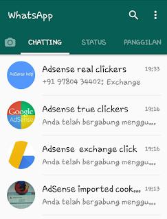Kumpulan Link Grup Whatsapp Blogger Luar Negeri