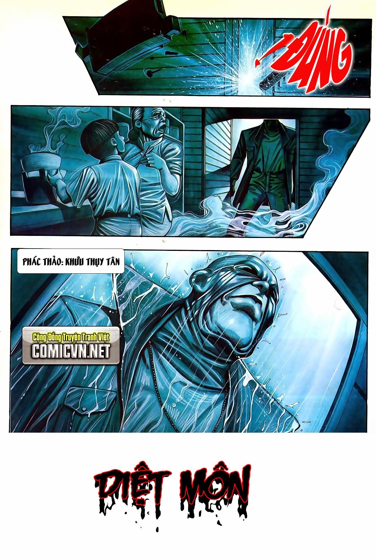 Người Trong Giang Hồ chapter 85: diệt môn trang 2