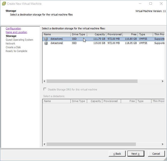 pfSense install on VMWare ESXi as a network firewall/router