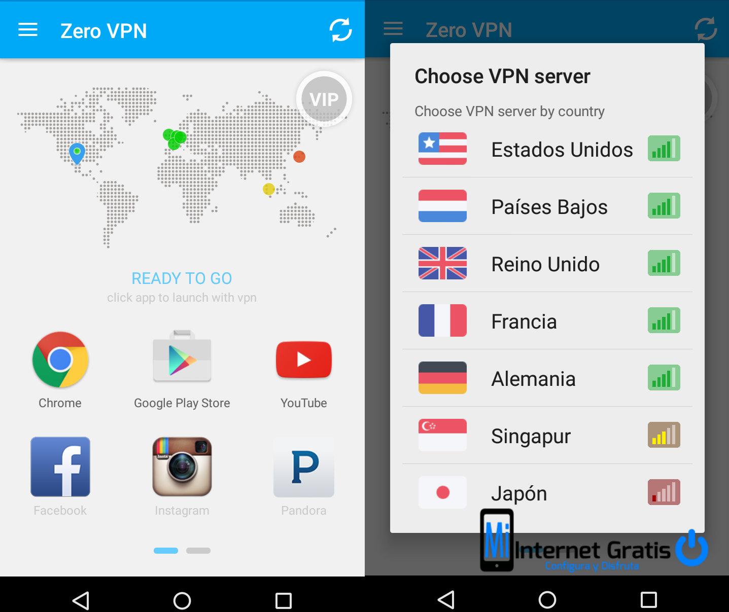 VPN sem registro para iOS