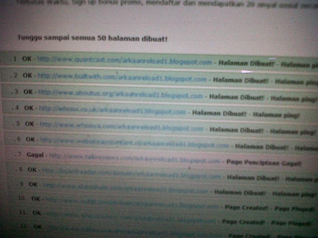 panduan cara supaya blog terindek di mesin penelusuran