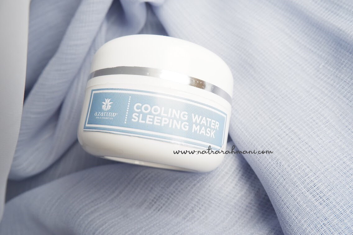 review-azarine-cosmetics-cooling-water-sleeping-mask