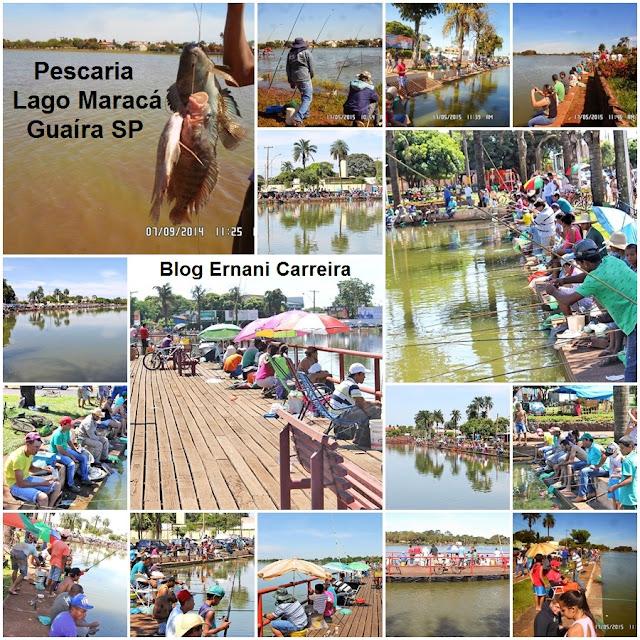 Torneio Pesca Solidaria no Lago Maracá Guaíra SP 2018