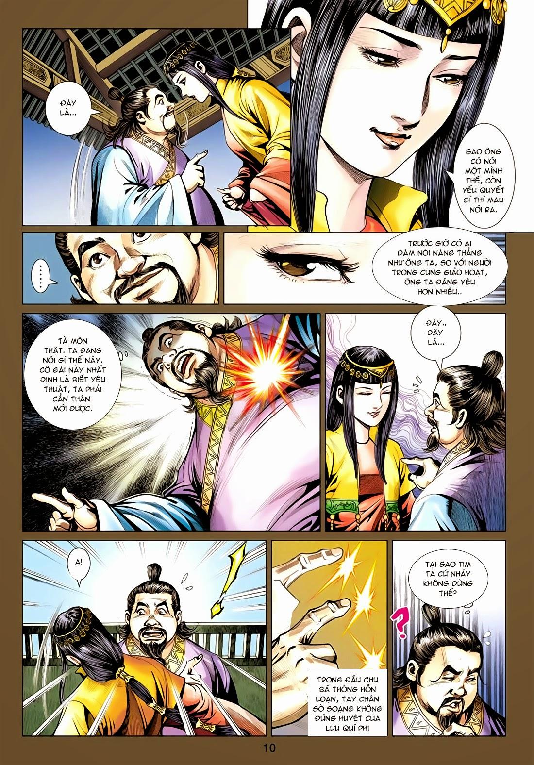 Anh Hùng Xạ Điêu anh hùng xạ đêu chap 77: thế thượng tối cường võ công trang 10