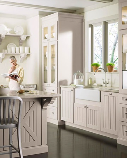 Little Love Blue: Martha Stewart Kitchens