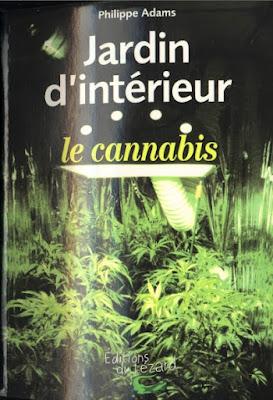 Télécharger Livre Gratuit Jardin d'intérieur - le cannabis pdf