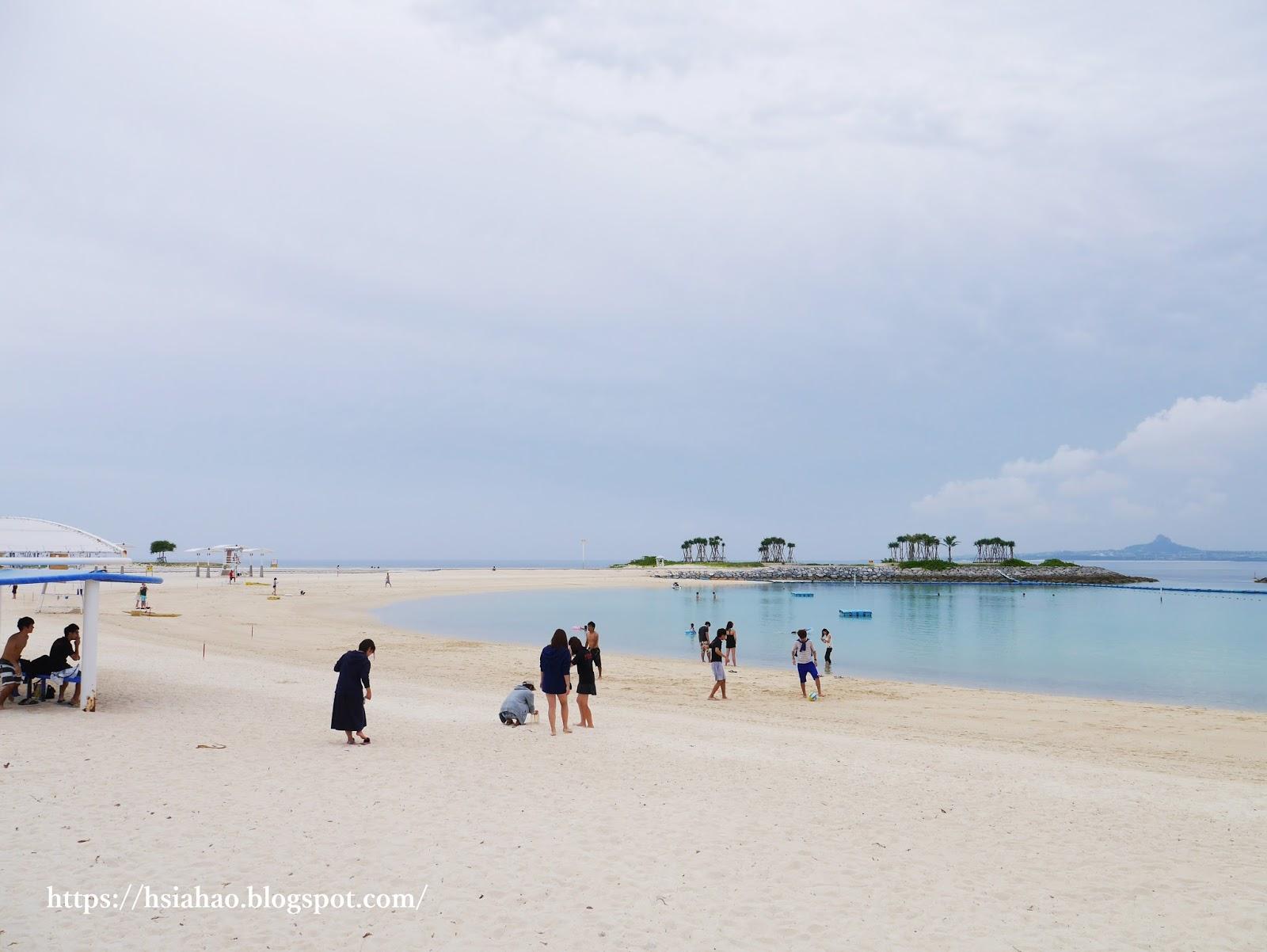 沖繩-海洋博公園-翡翠海灘-エメラルドビーチ-Emeraid-Beach-海濱長廊-景點-自由行-旅遊-旅行-okinawa-ocean-expo-park