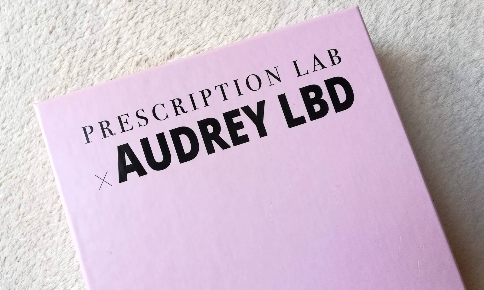 PRESCRIPTION LAB Mai 2019 x Audrey Lombard