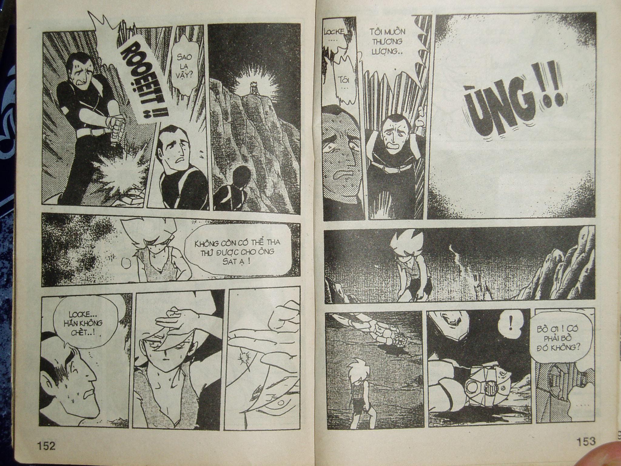 Siêu nhân Locke vol 16 trang 74