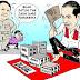 Buah Jatuh Tidak Jauh dari Pohonnya, Jokowi Siap Jual 4 BUMN Sekaligus