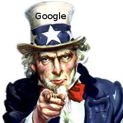 Como evitar el espionaje de perfiles de Tío Google con GoogleSharing