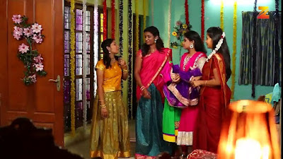 Poovey poochoodava, Zee Tamil,