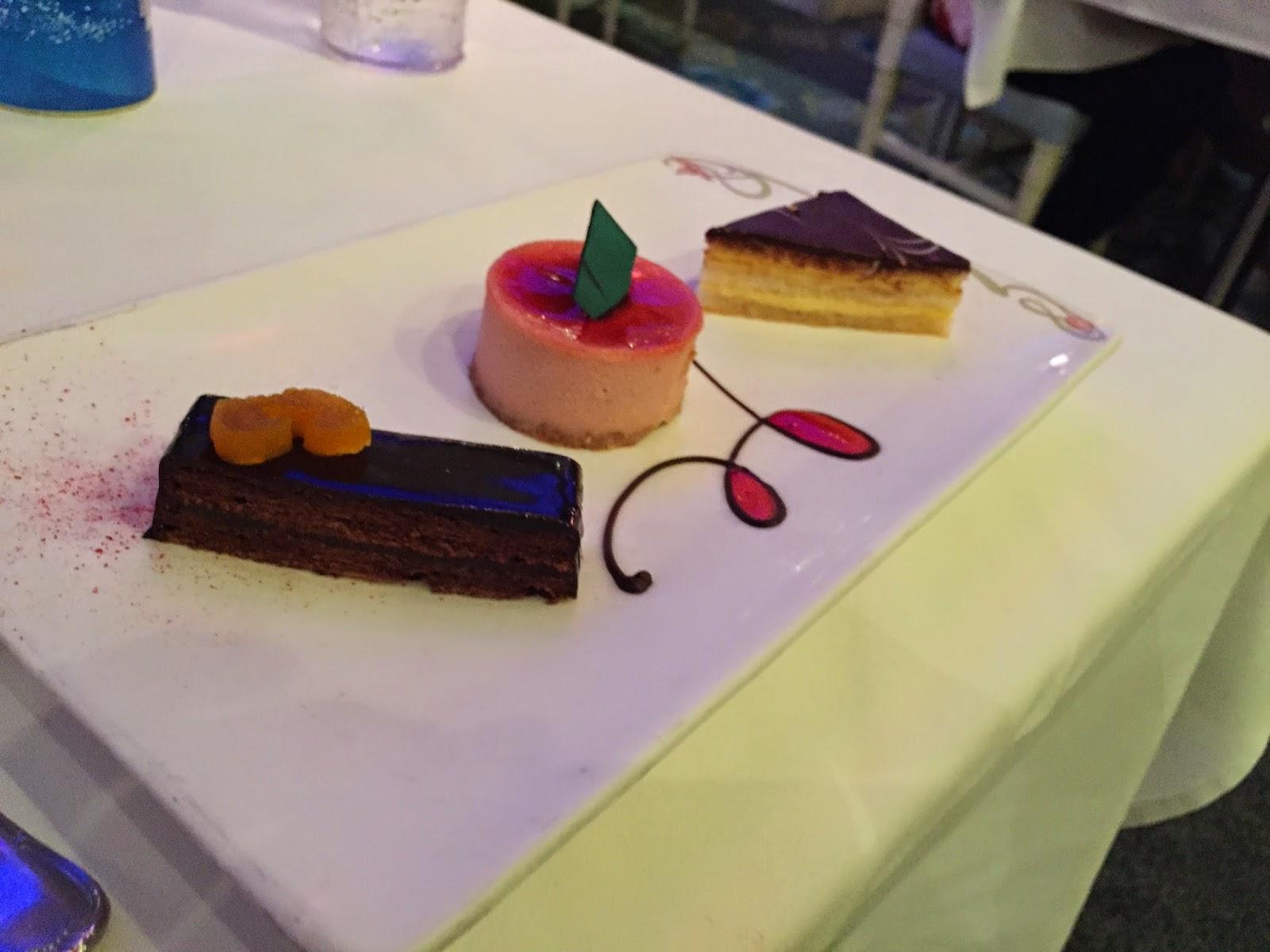 Restaurante Cruzeiro Disney