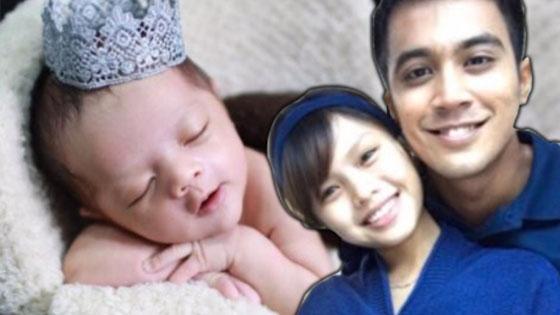 Alahai Comelnya Ayden, Anak Aliff Aziz Dan Bella