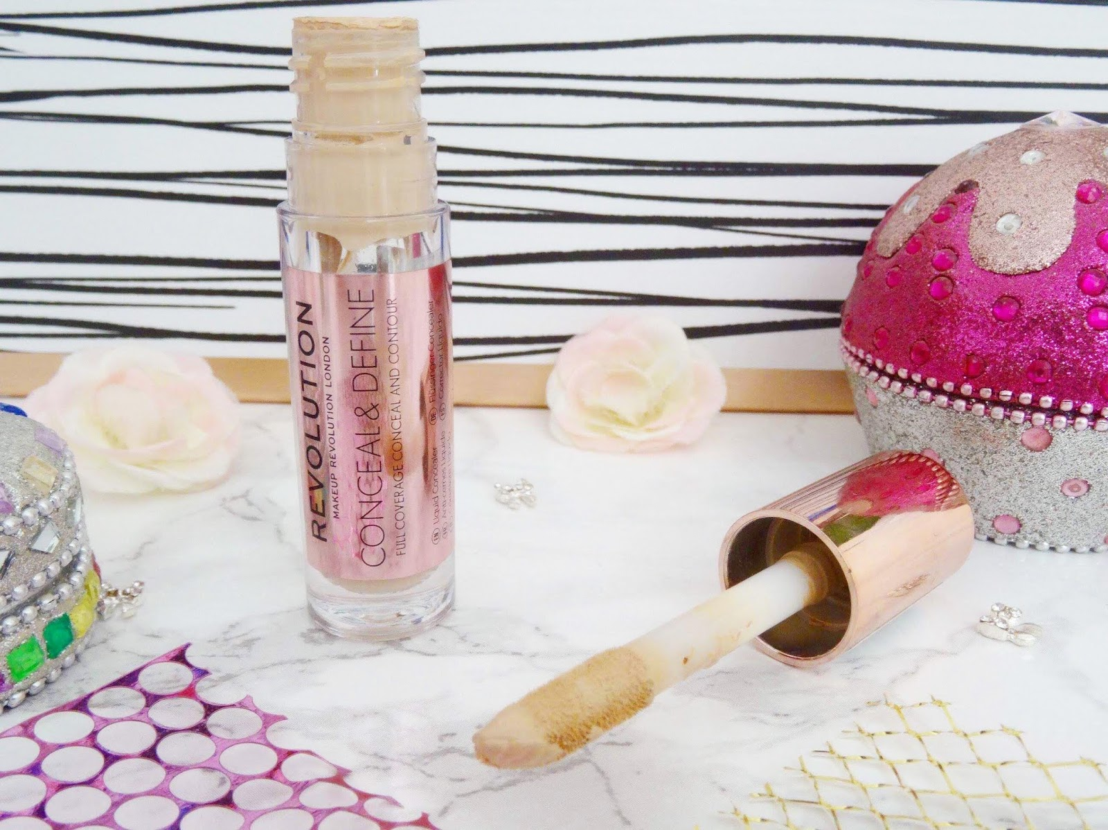 Makeup Revolutions Conceal and Define Concealer Review