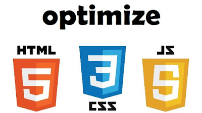 Optimize Css JS and html