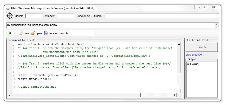 Dinis Cruz Blog: Util - Windows Handles Viewer (Simple GUI