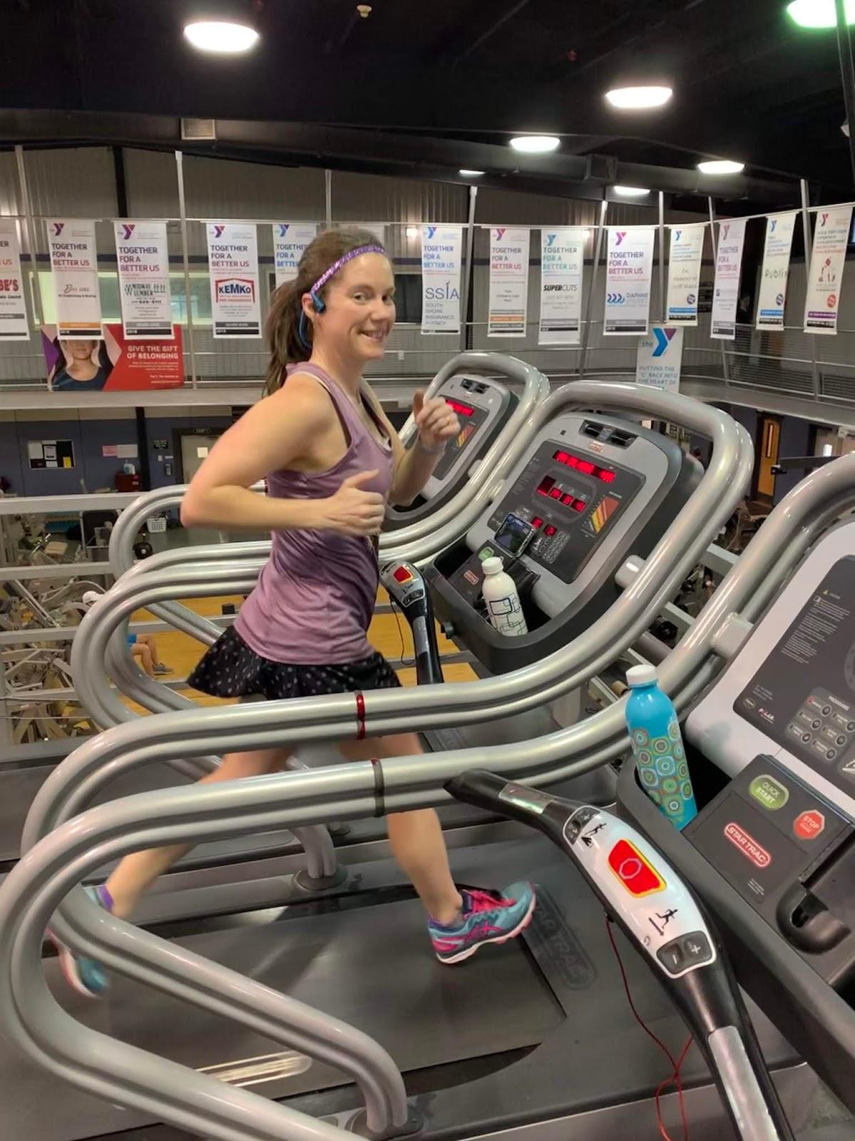 Road Runner Girl: Run With Zwift!
