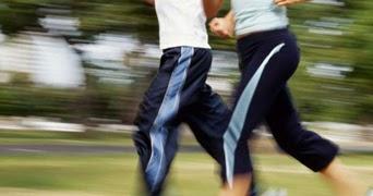 Tips Agar Lari Efektif Turunkan Berat Badan