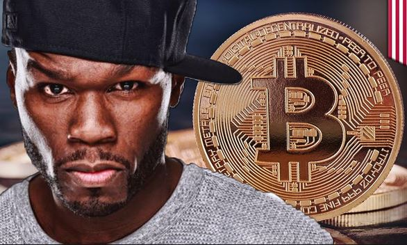 50 Cent bitcoins