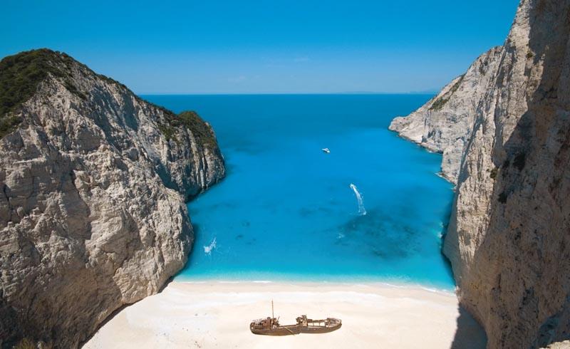 Greece, Islands, Beach, Europe