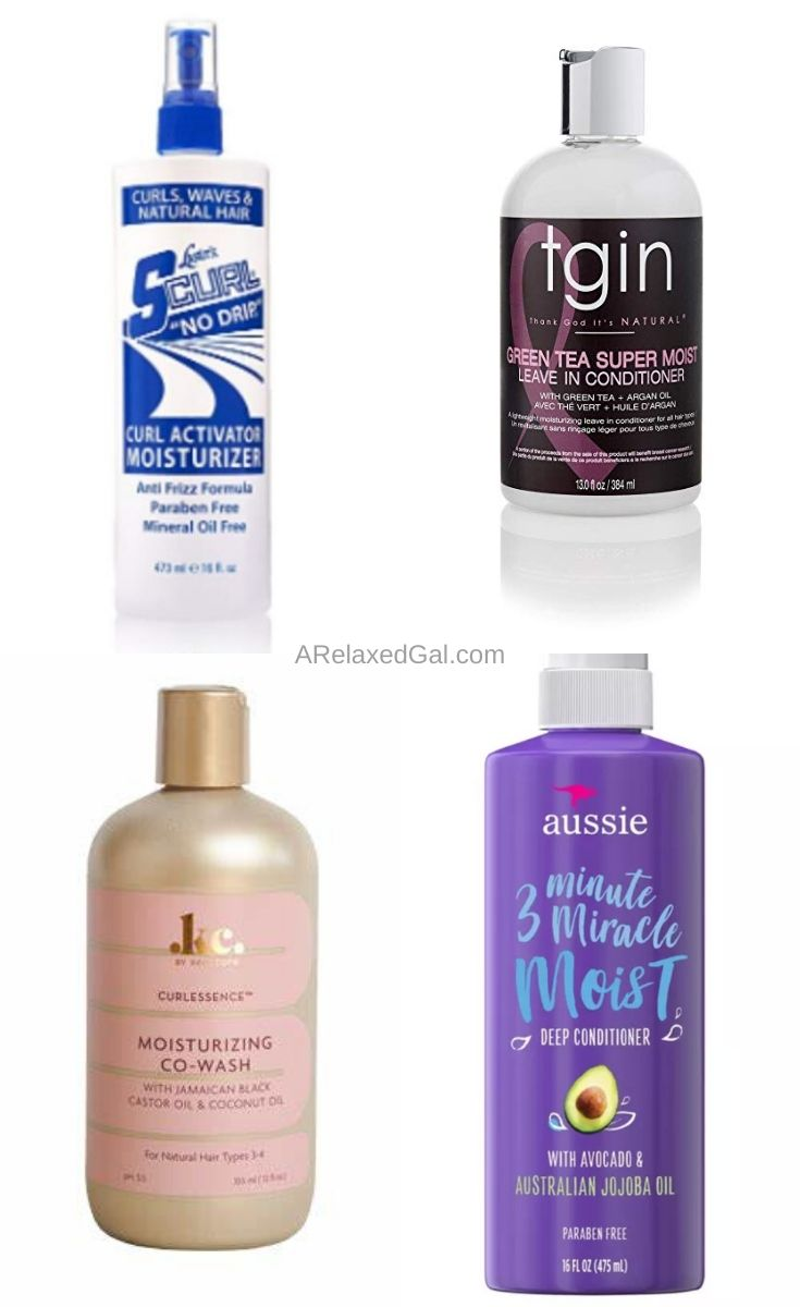 Protein-free Products For Relaxed Hair   A Relaxed Gal