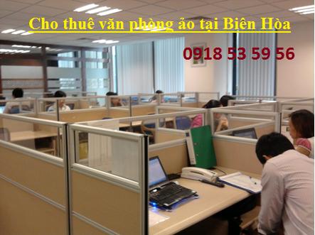 Văn phòng dùng chung tại Biên Hòa