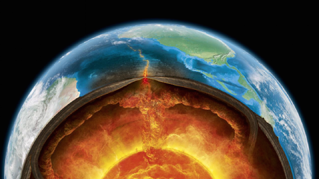 Científicos japoneses pretenden ser los primeros en perforar el manto de la Tierra