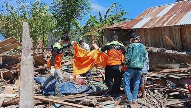 Fitri 3 Hari Bertahan Hidup di Bawah Reruntuhan Hotel yang Ambruk Akibat Gempa