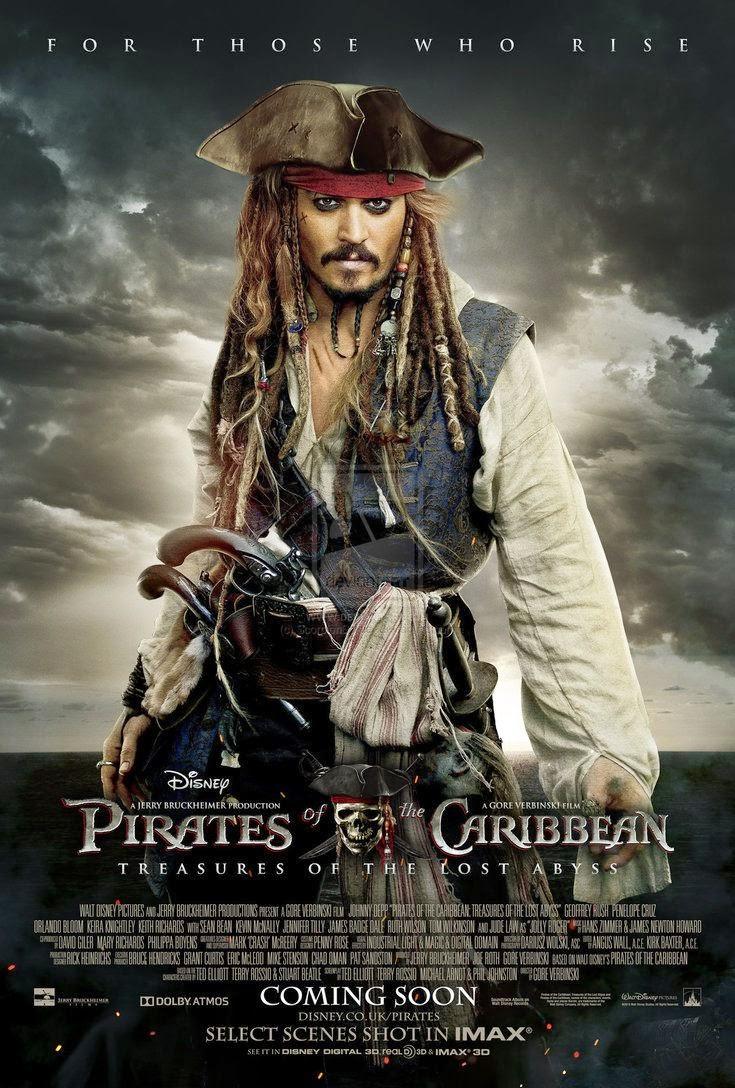 Pirates of the Caribbean 2 สงครามปีศาจโจรสลัดสยองโลก [HD][พากย์ไทย]