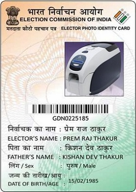 - Id Voter Dunya For Online Daily Card Colour To Apply How