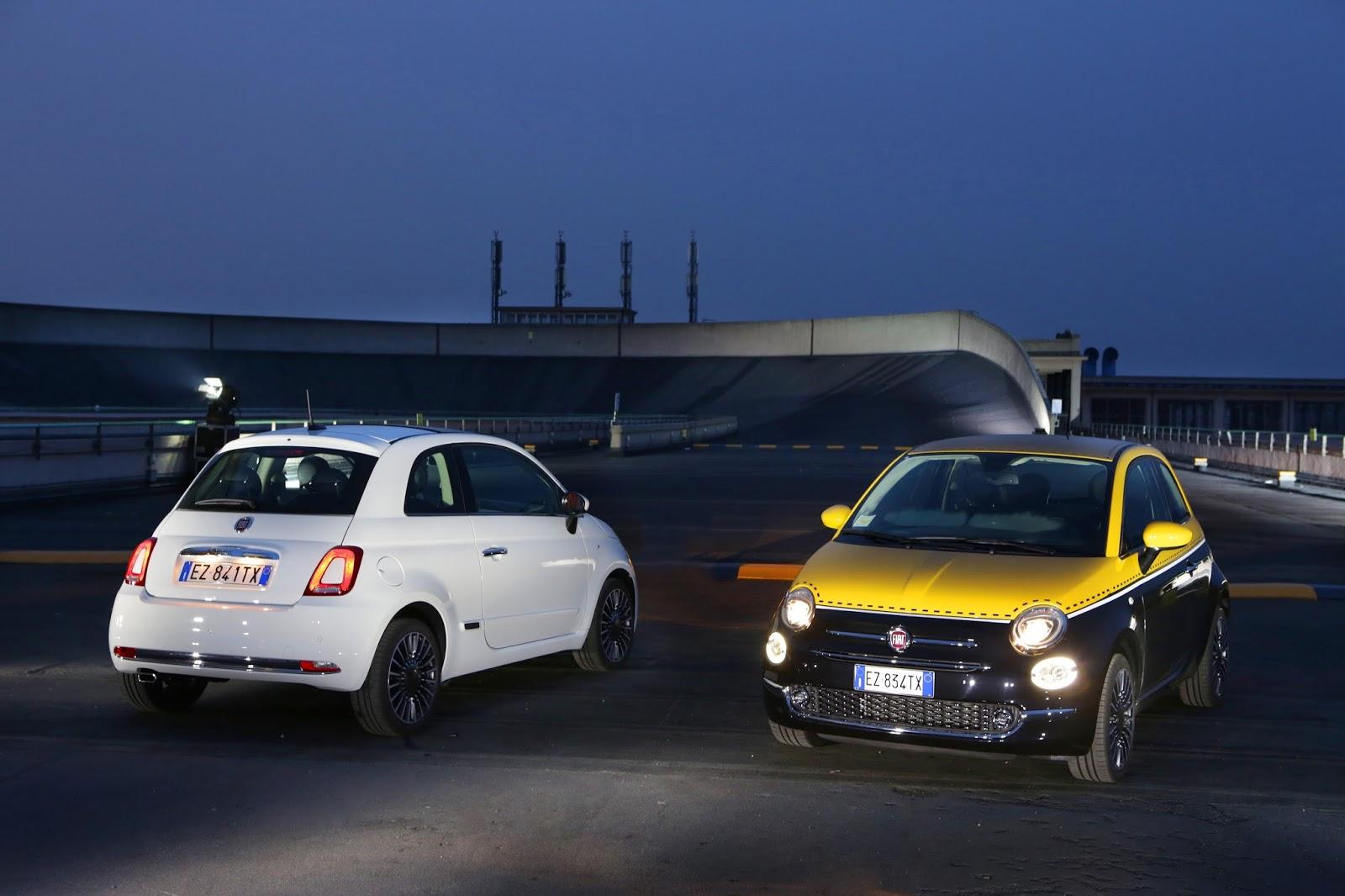 150704 Fiat Nuova 500 Η άφιξη του νέου Fiat 500 είναι γεγονός
