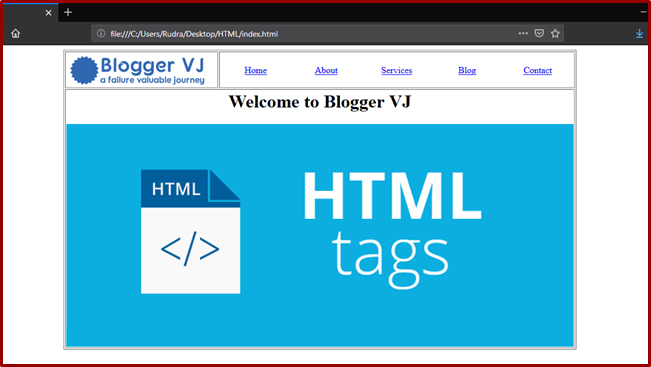 Website Designing Course in Telugu | How to create web layout using Table in HTML