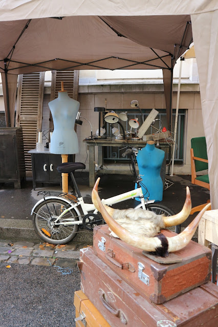 Cornes / Brocante Amiens Octobre 2016 / Photo Atelier rue verte /