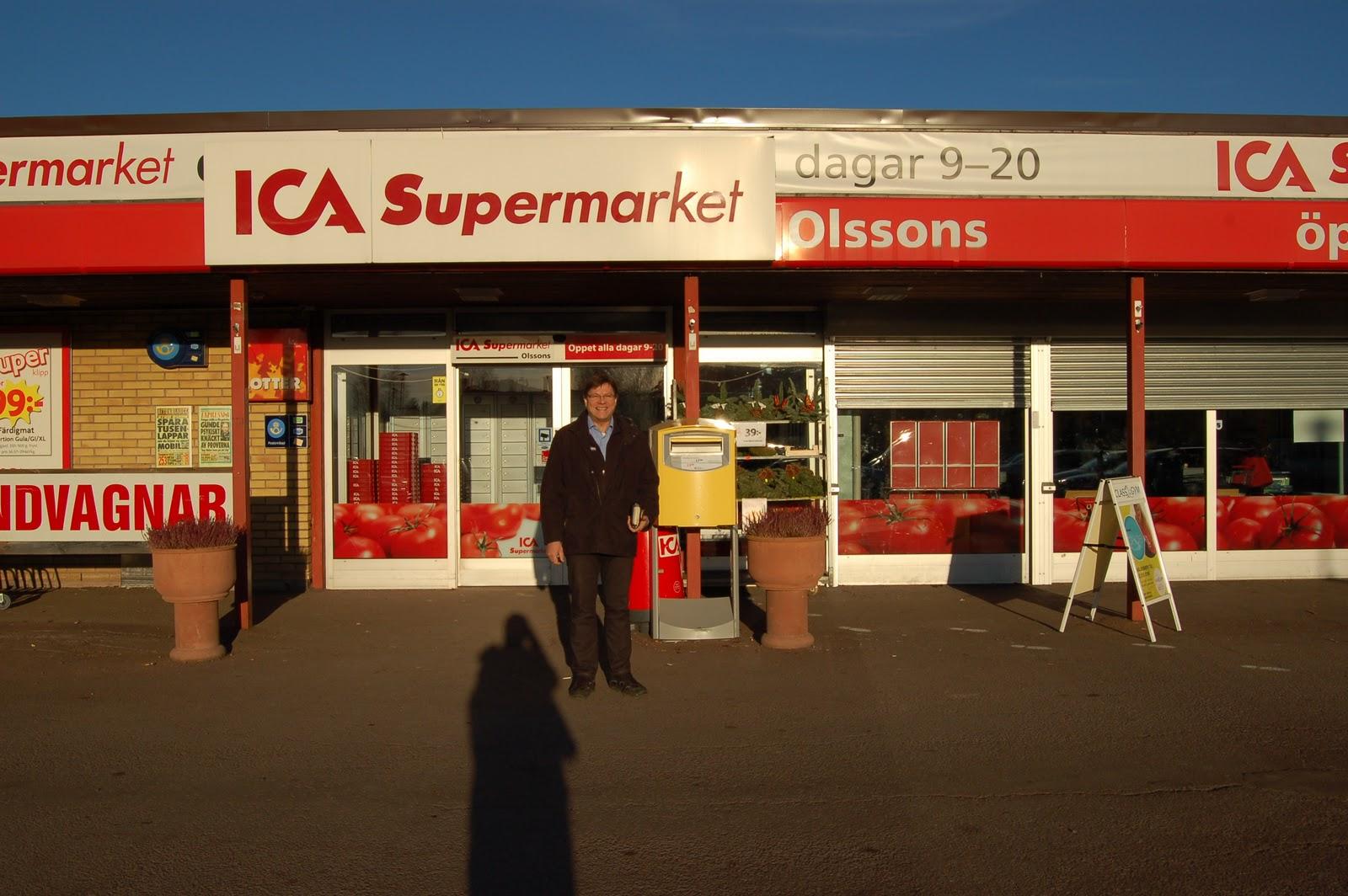 ica supermarket hjertbergs lidköping