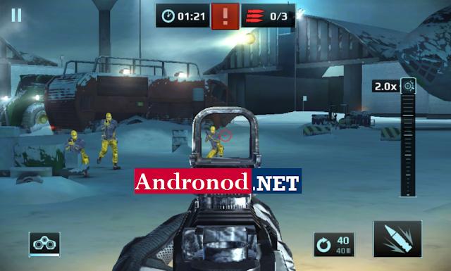 Sniper Fury v2.5.0j Mod Apk Data Terbaru