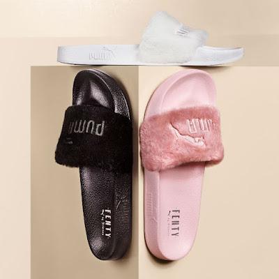 Model Sandal Slide