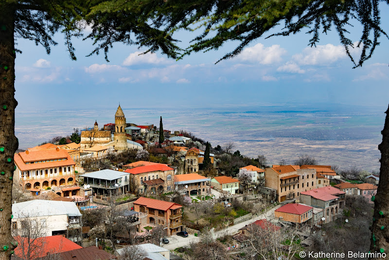 Sighnaghi Things to do in Kakheti Province Georgia