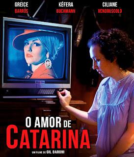 O Amor de Catarina - HDTV Nacional