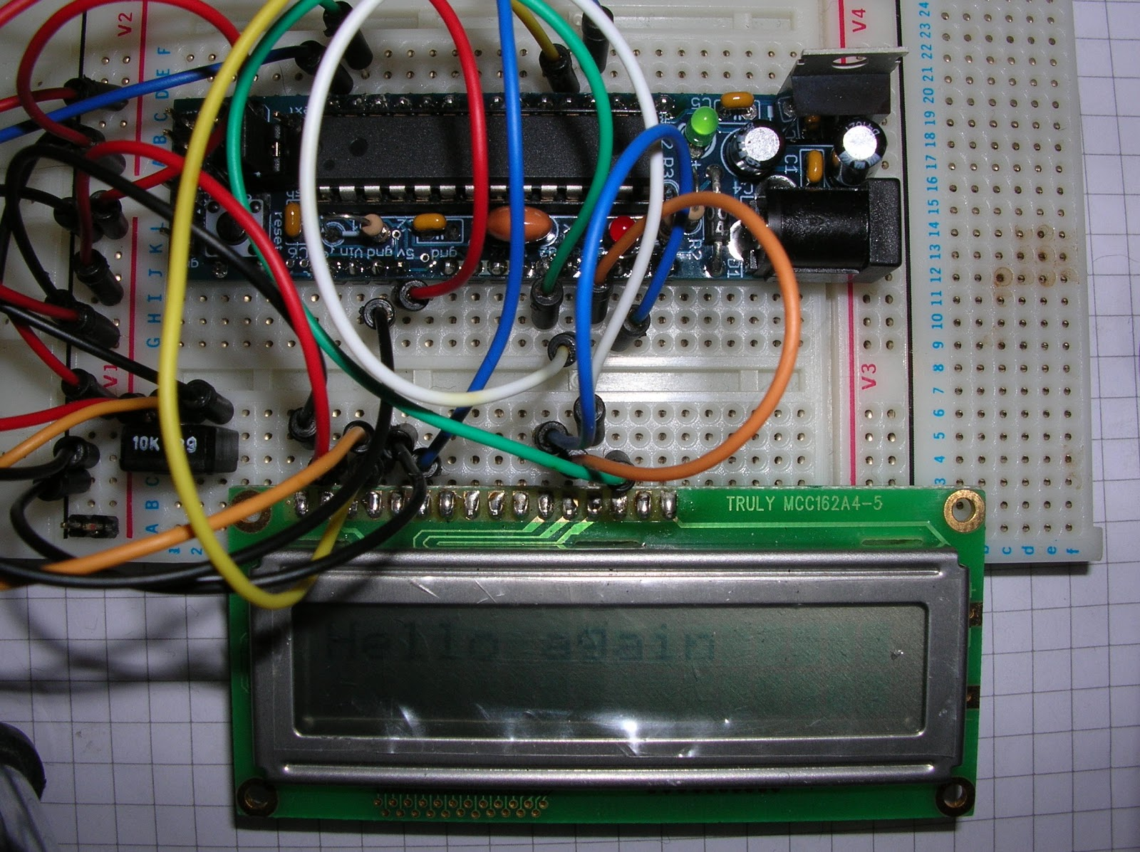 Rareblog November 2011 Electrical Installation Wiring Pictures I2c Links Beagleboard And Arduino With Lcd Conclusion