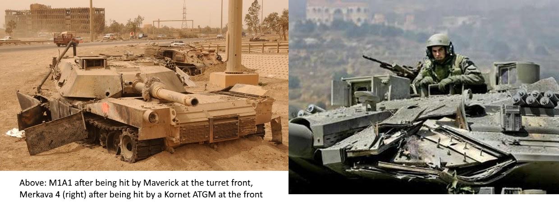 טנק מרכבה ככה צהל שיקר לחיילים ושלח אותם למותם בלבנון  M1vsmerka