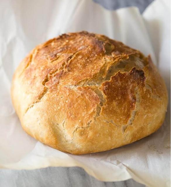 Quick No-Knead Bread
