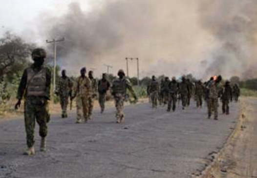 military repels boko haram attack