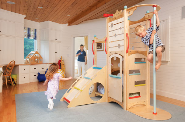Hopskoch Indoor Play Structures