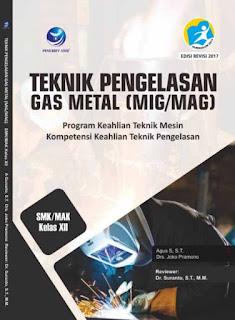 Teknik Pengelasan Gas Metal