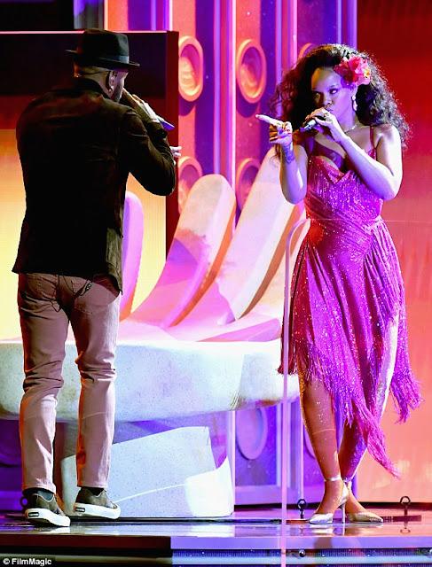 Rihanna Pregnant For Arab Boyfriend Hassan JameelRiri