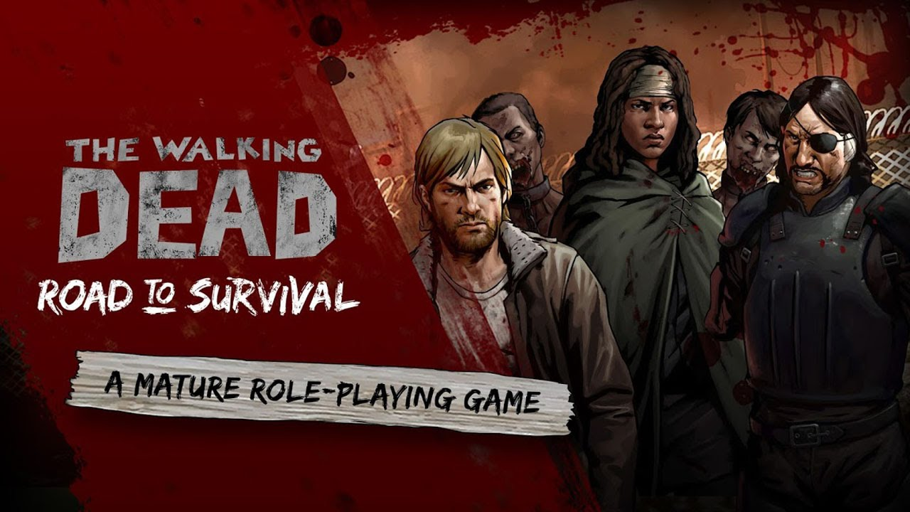 Walking Dead Road to Survival APK Mod