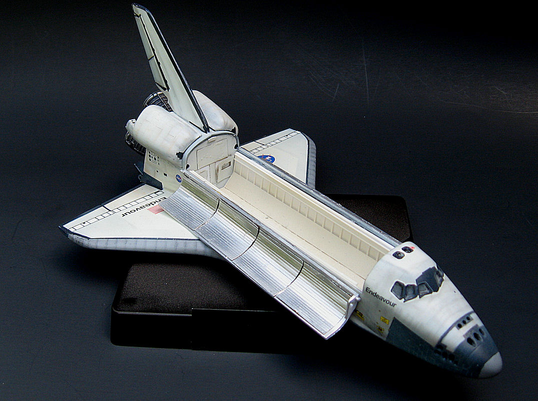 space shuttle model revell - photo #5