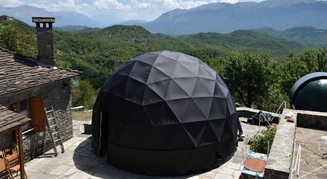 Το φορητό ψηφιακό πλανητάριο Ιωαννίνων θα κάνει προβολές σε Σχολεία σε Φιλιππιάδα και Θεσπρωτικό - : IoanninaVoice.gr